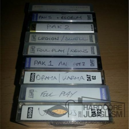 The Lost Foul Play Tapes