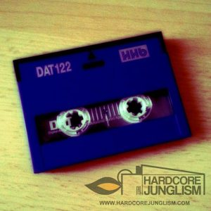 A DAT Cassette Tape - Not a Youtube rip!