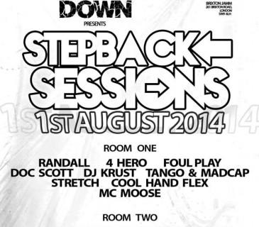 Stepback Sessions 1.8.14