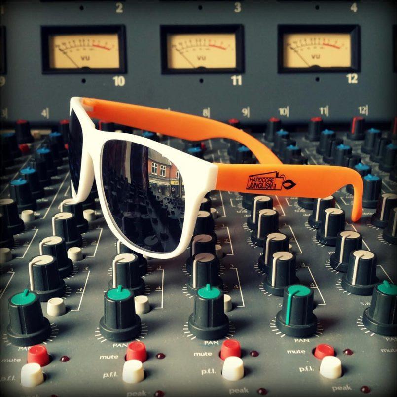 HJsunGs001 805x805 - LTD Edition Hardcore Junglism Sunglasses