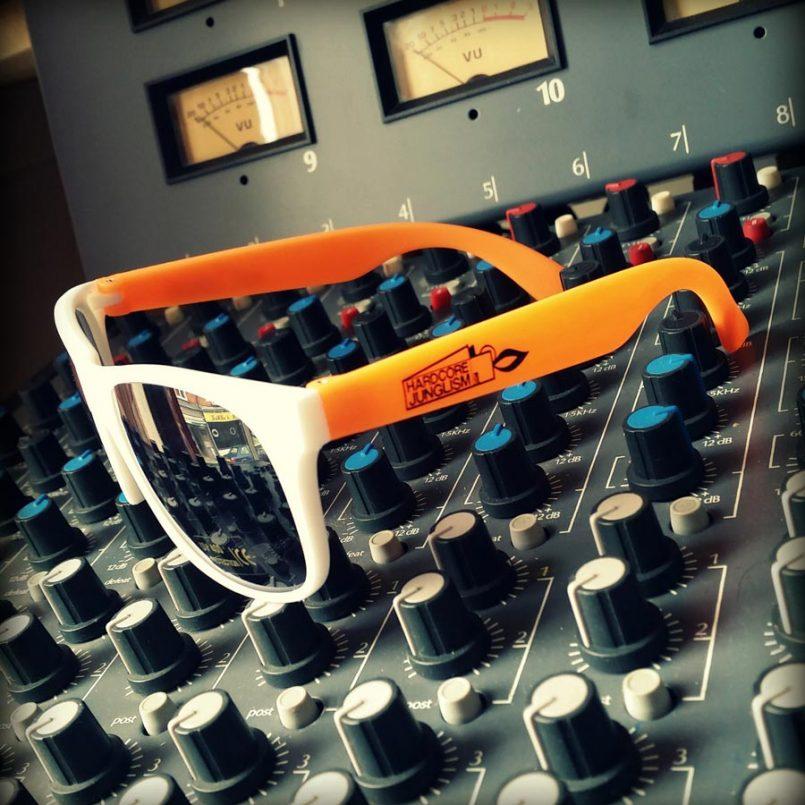 HJsunGs003 805x805 - LTD Edition Hardcore Junglism Sunglasses