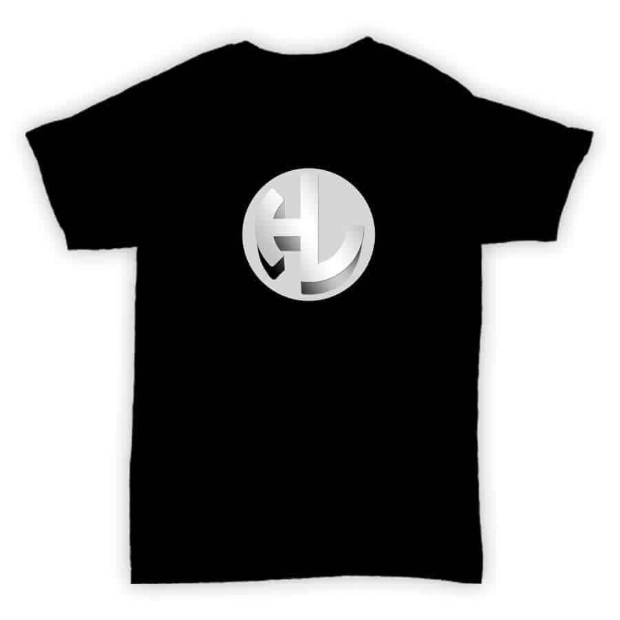 T Shirt - Hardleaders - Black