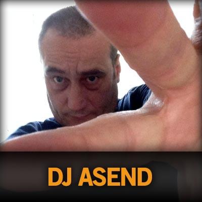 Asend - Hardcore Junglism