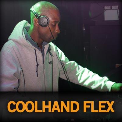 Coolhand Flex - Hardcore Junglism