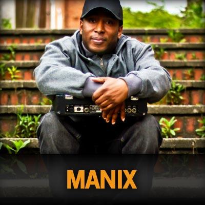 Manix - Hardcore Junglism