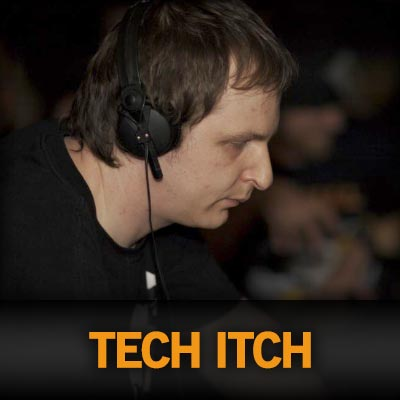 Tech Itch - Hardcore Junglism