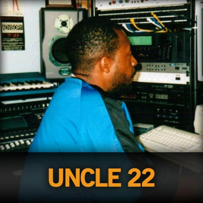 Uncle 22 - Hardcore Junglism