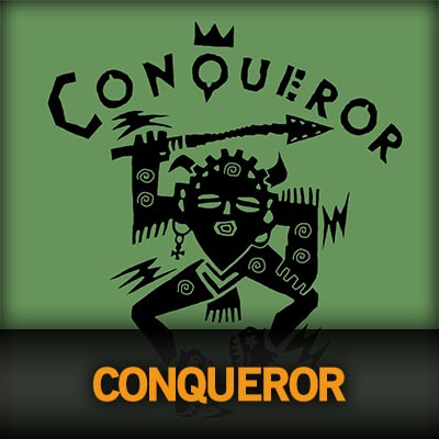 View Tracks Released On Conqueror Recordings