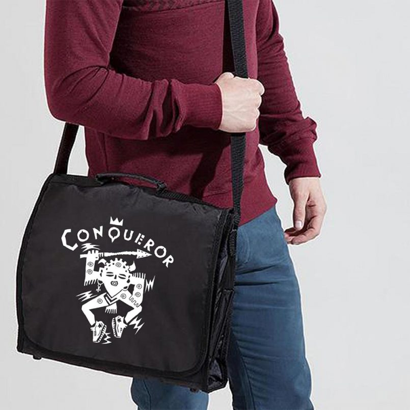 Conqueror Record Bag