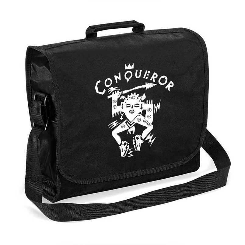 Conqueror Records Record Bag